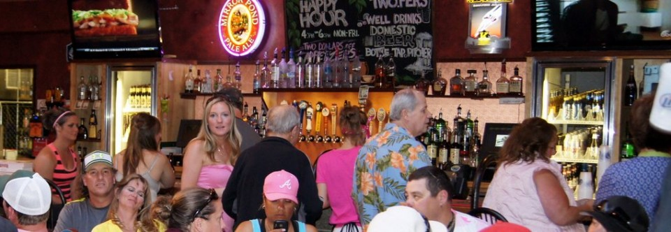 The Broadway Bar, Grill & Casino
