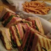 Broadway Club Sandwich