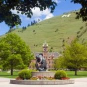 University of Montana, Main Hall